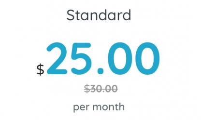 Standard Job Posting Pricing Image